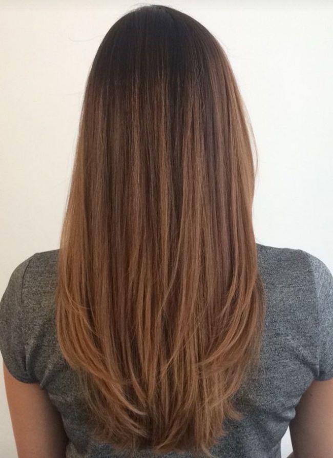 Blonde haare dicker als braune