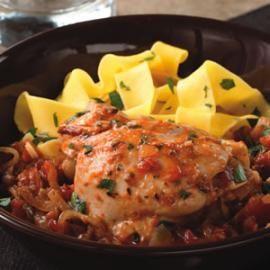 Healthy Crock Pot recipes: Wine, Crock Pots Recipes, Chicken Recipes, Braised Chicken, Fall Recipes, Tomatoes Braised, Slow Cooker Recipes, Chicken Thighs, Crockpot Recipes