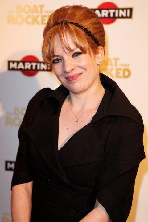 Katherine Parkinson plays Laura on Humans, AMC Channel.