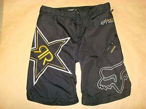 FOX-RACING-NOMAD-ROCKSTAR-Size-36-MOTOCROSS-Dirtbike-Offroad-Top-of-pants