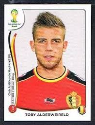 Image result for 2014 panini alderweireld
