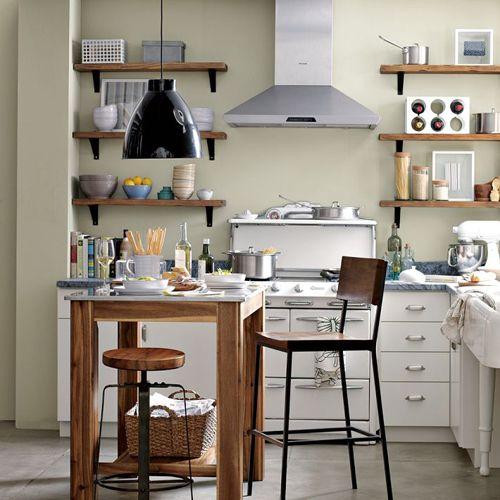 50 Modern Kitchens Are Equipped With Cooking Island: 北欧風インテリアのおしゃれキッチン事例50 」の画像 賃貸マンションで海外インテリア風を目指すDIY・ハンドメイド