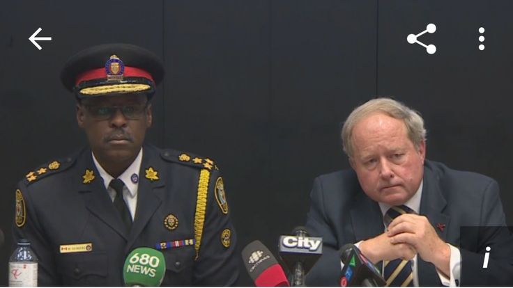 """Police chief, Mark Saunders, backed by the support of Toronto's mayor, John Tory are discussing a hiring freeze and the merge/closure of several police departments within the city. The merge will mean things like no """"non-emergency"""" response, no Transit Patrol service and 350 less officers by 2017.  Closing..."""