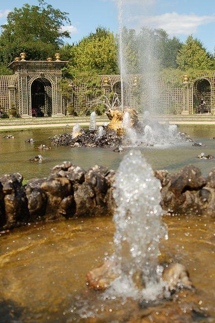 Bosquet de l'Encelade, Palace of Versailles: