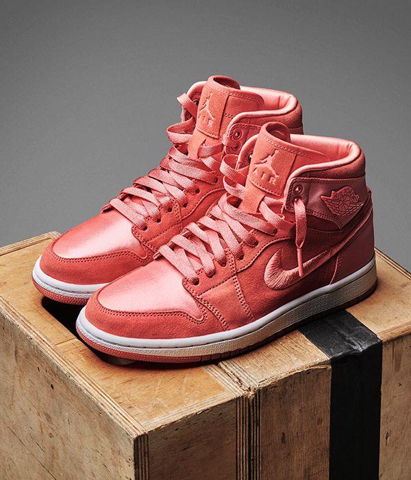 reputable site 18a7f afb0e ... sale leopard print jordan retro 1 pink red sneakers shoes on 1topjordan  6f51b dce73  discount 2017 sneaker 6872c 5e902 womens air jordan i sun .