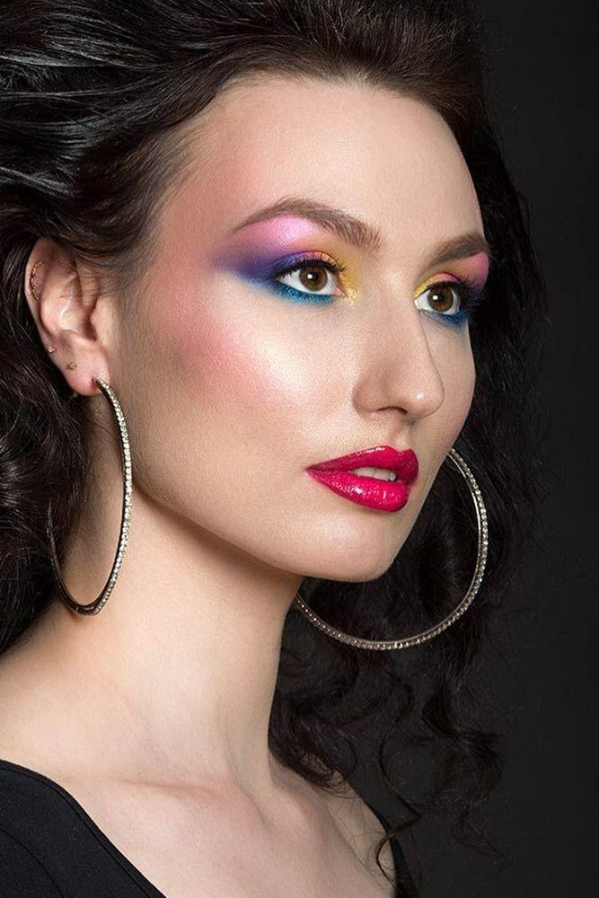 80s Makeup Trends You Need To Differentiate Between 80s Makeup Trends