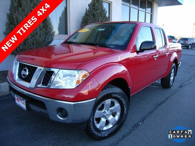 2010 Nissan Frontier SE - Crew Cab - 4WD - SOLD - http://www.applechevy.com