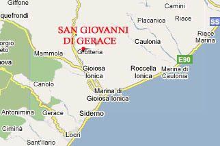 IL SANTUARIO DI MARIA SANTISSIMA DELLE GRAZIE - SAN GIOVANNI DI GERACE (RC)