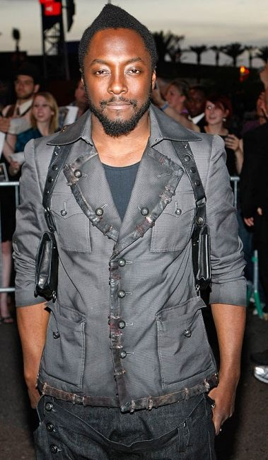 will.i.am starred as John Wraith in 'X-Men Origins:  Wolverine.'  He was a member of Team X.