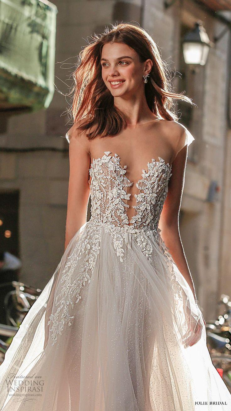 First Look jolie bridal Spring 2021 Wedding Dresses in
