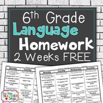 7th grade english grammar test pdf