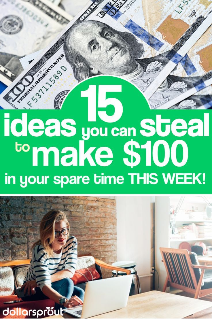Easy Things To Steal To Make Money idea gallery