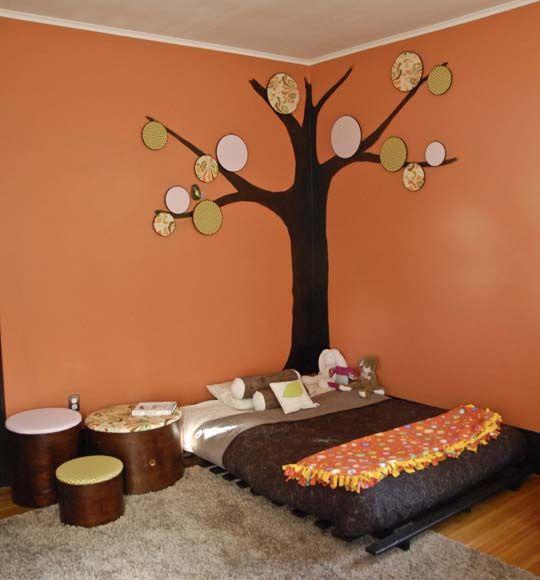 Montossori toddler bedrooms