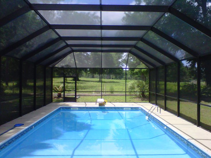 Florida Screened Pools Swimming Pool Screen
