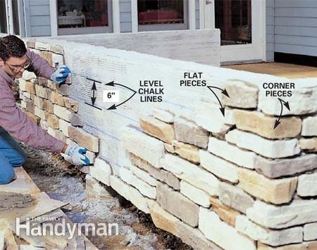 building a timber deck instructions
