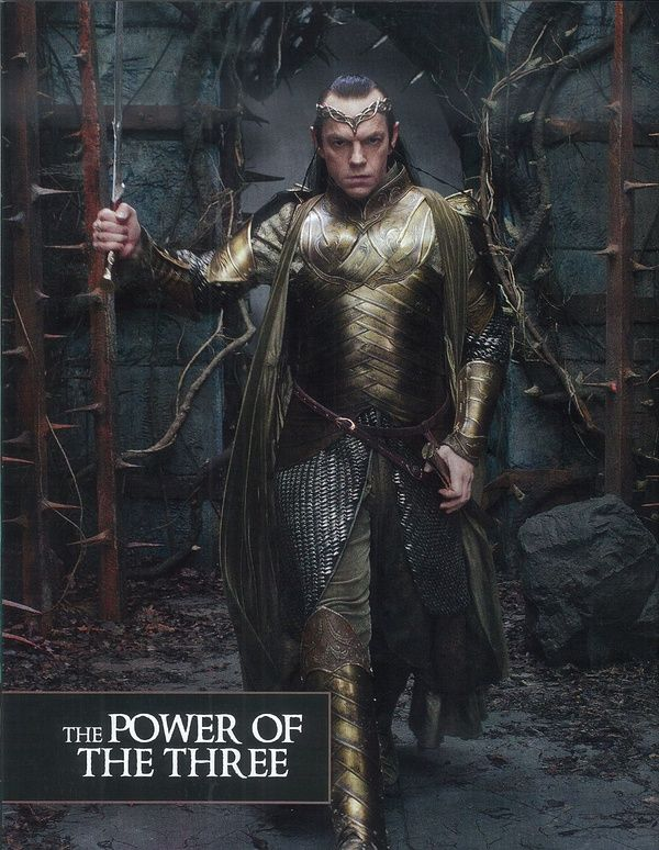 The Hobbit: The Battle Of The Five Armies - Official Movie Guide ...