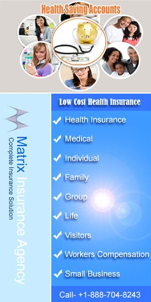Get health insurance quotes online now. Just log on to www.matrixia.com and find your requirements.