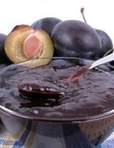 Вкусный сливовый джем с небольшим количеством сахара - фото и рецепт