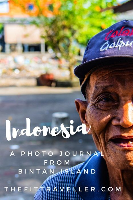 Indonesia: Bintan Island. A ferry ride from Singapore, Bintan Island, Indonesia is a popular weekend spot. We were also lucky enough to see more; including Senggarang Village & cruising the Sebung River. This photo journal tells that story.