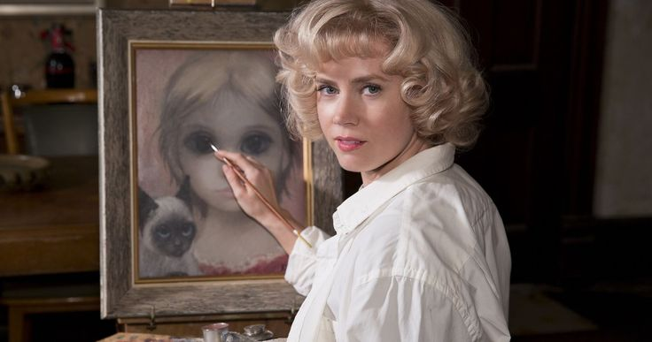 'Big Eyes' Trailer from Director Tim Burton -- Amy Adams and Christoph Waltz play Margaret and Walter Keane, responsible for launching the 'Big Eyes' craze of the 60s in Tim Burton's upcoming biopic. -- http://www.movieweb.com/big-eyes-trailer