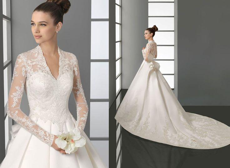 Best 10+ Kate Middleton Wedding Dress Ideas On Pinterest