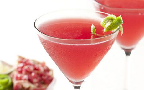 Pomegranate cosmos Recipe by Ina Garten