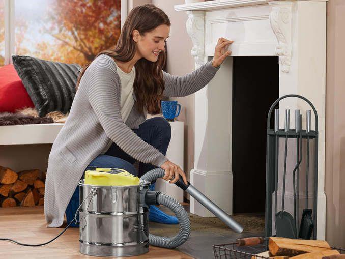 AParkside Hamuporszívó segítségével hatékonyan tisztíthatod a kandalló, cserépkályha, grill stb. környékét. Még a durva szennyeződésekhez is ajánlott!