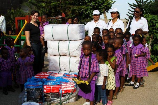 Instead of a Birthday Party, a Birthday Trip to Ghana.