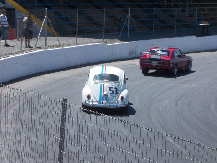 Chasing V8s!