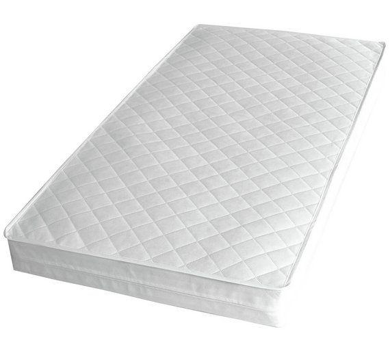 Kit For Kids Kidtex Foam Cot Bed Mattress At Argos Co Uk