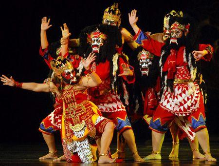 Wayang Wong Wayang Wong Mahabharata Opera Pinterest Dance