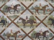 P Kaufmann Fabrics Derby Leather