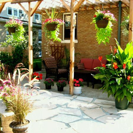 12 Incredible Home Patio Design With Best Hanging Plants Ideas