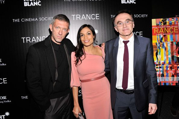 Vincent Cassel in 'Trance' Premieres in NYC 2