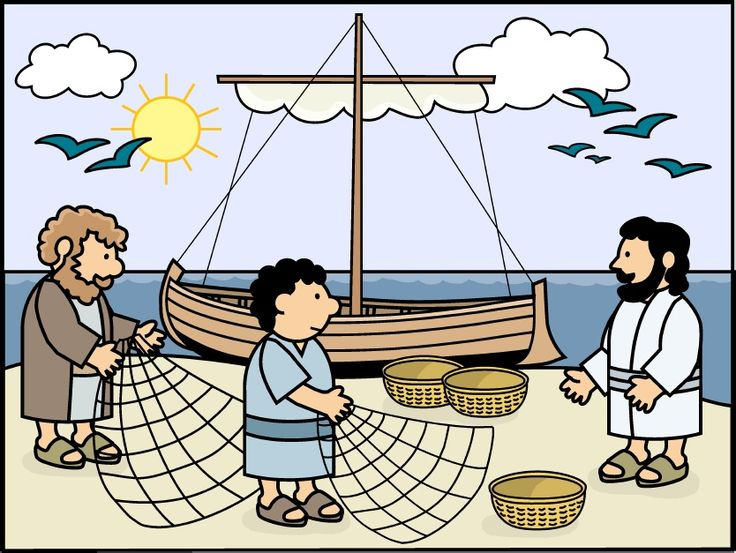 Man Verse Fishers Bible