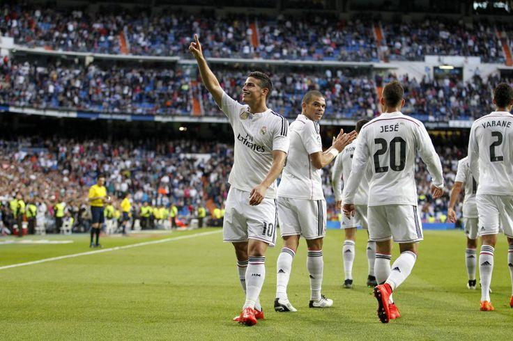 Real Madrid-Almería  29.04.15