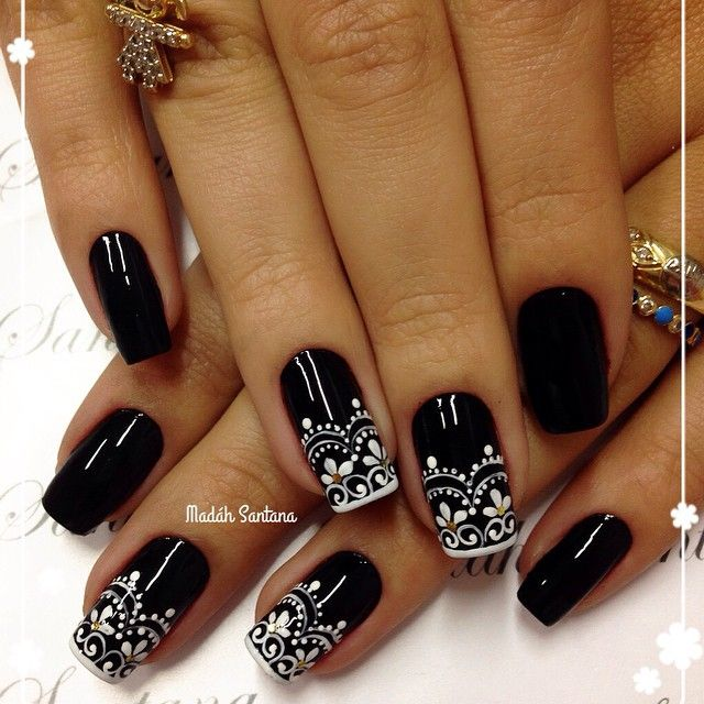 Instagram by madahsantana #nails #nailart #naildesigns
