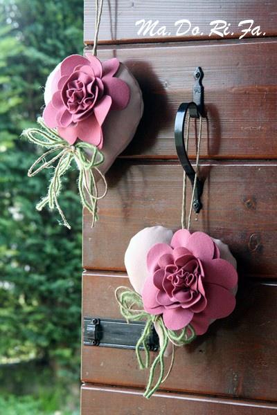 cuori in rosa
