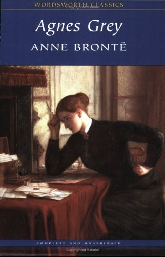 Not one of the more well-known books by the Bronte sisters but I loved this sweet little romance!