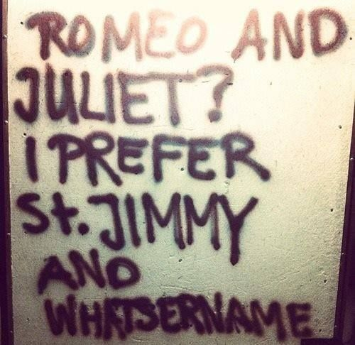 It's really what'shername but I like whispername better. I loved seeing this w/you