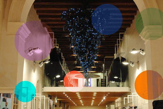 Rione Fontana Treviso  Via Sant'Agostino 30 31100 Treviso tel +39.0422.579425 http://www.rionefontana.com/it/negozi