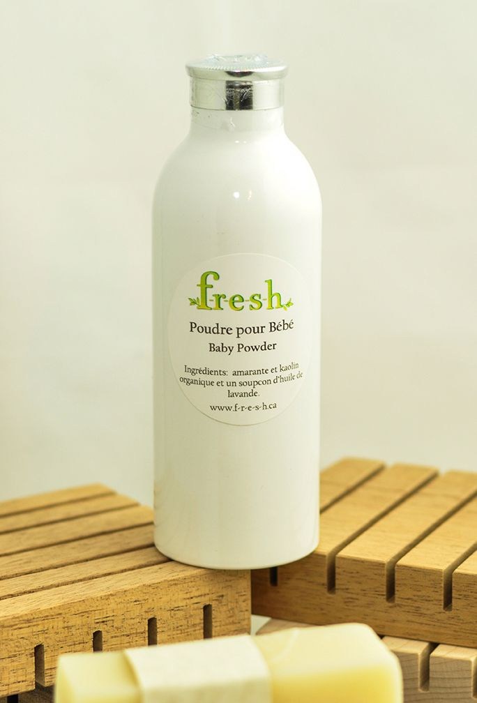 Baby Organic Powder