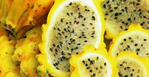 Pitaya is another super fruit known to eliminate uric acid.