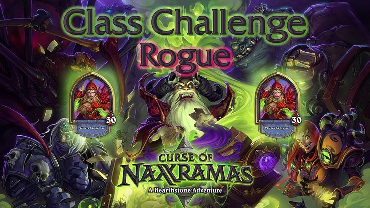 This is Rogue class challenge In Hearthstone: Heroes of Warcraft Curse of Naxxramas, a battle between Valeera Sanguinar and Maexxna. #Hearthstone #Naxxramas #CurseOfNaxxramas