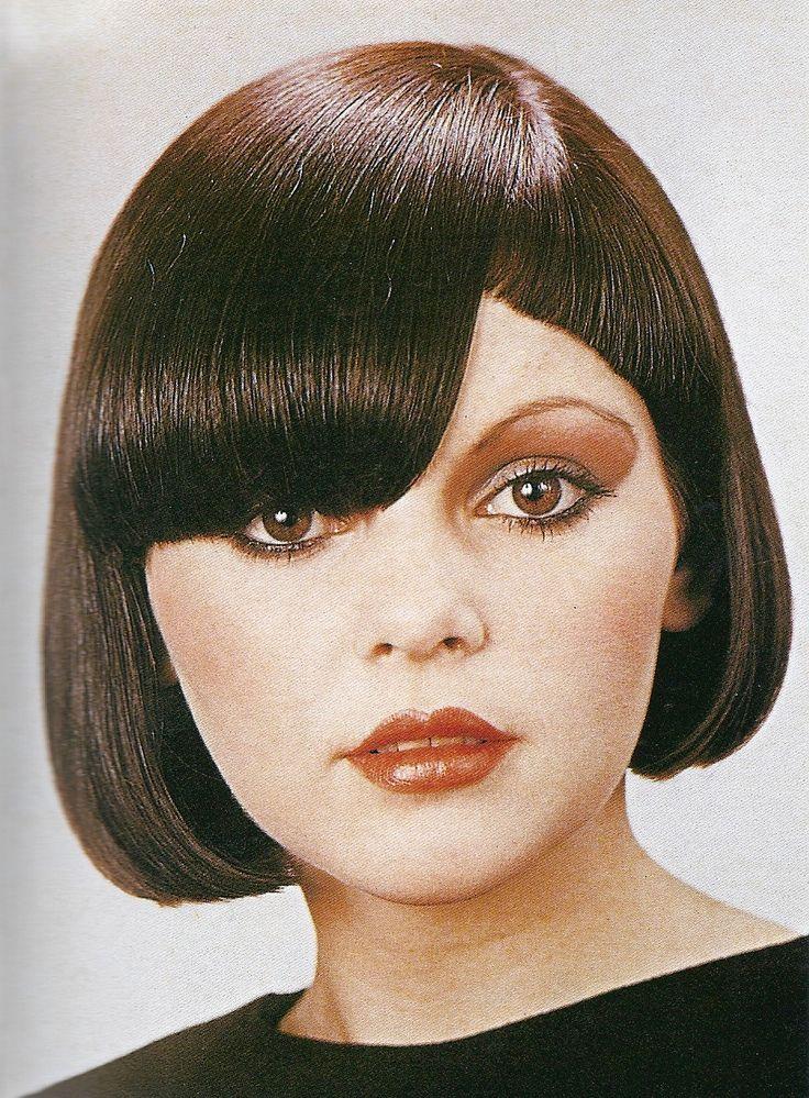Asymmetrical Bob Haircuts Vintage 1980 S Asymmetrical