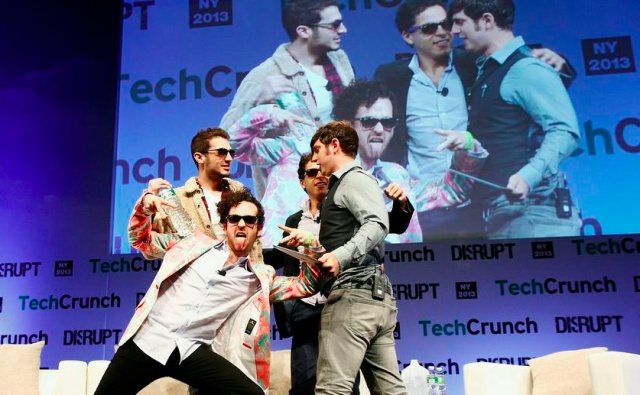 Rap Genius out of control at Techcrunch or will they really be bigger than Facebook per their Boasting? /bh