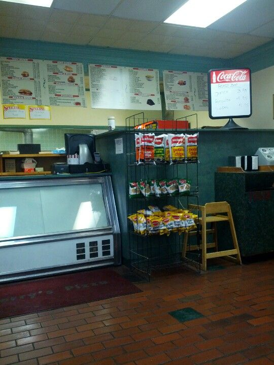 Gerry's Pizza, the quintessential Melrose pizza joint.