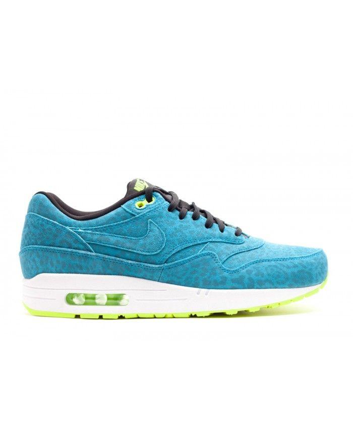 reputable site e1daa 331a1 nike air max 1 fb sneakernews  air max 1 fb blue leopard current blue crrnt  bl blk vlt 579920
