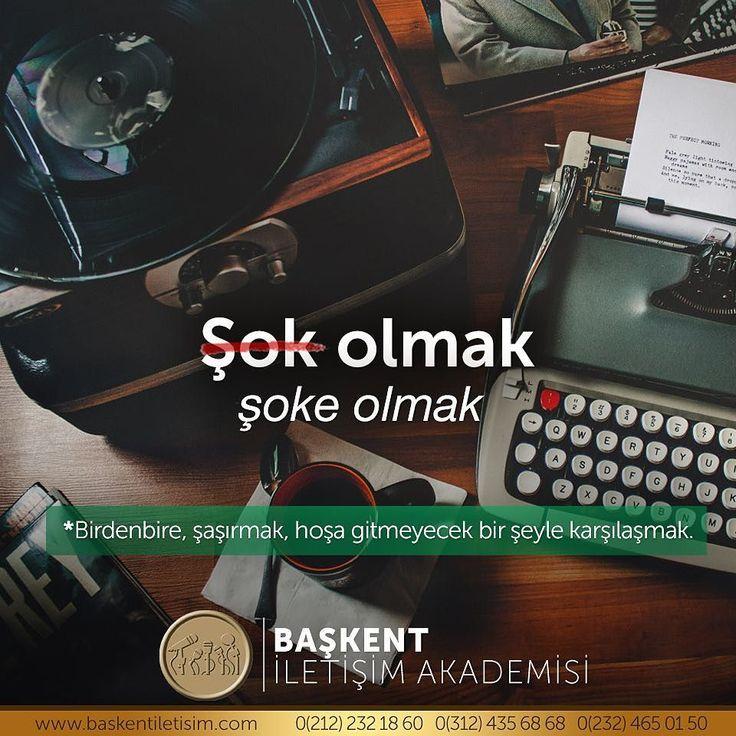 şoke olmak.   *Birdenbire, şaşırmak, hoşa gitmeyecek bir şeyle karşılaşmak.  #türkçe #türkçedili #bilgi #kelime #kelimeler #anlam #özet #kökeni #güzel #güzelkelimeler #bazıkelimelerçokgüzel #lügat #doğrutürkçe