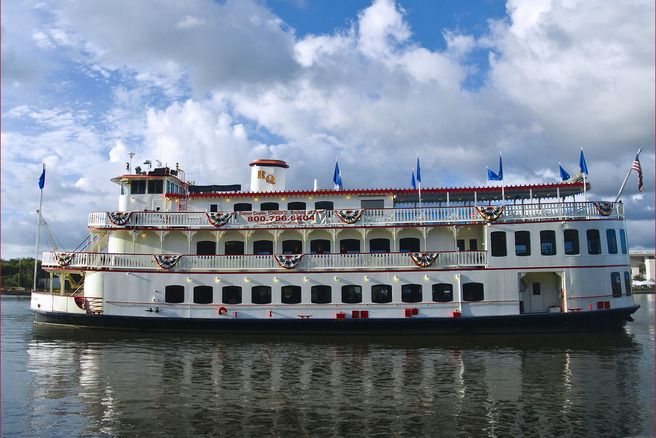 Things to do in Savannah, GA: Travel Guide from 10Best  Boating on the Savannah River.